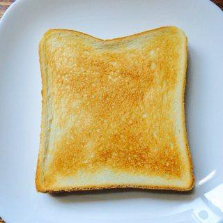 トースト 中 3分 表
