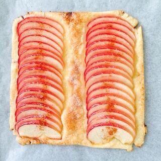 らくちんアップルパイ なかしましほ レシピ
