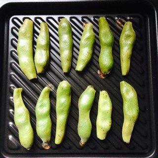 パナソニック ビストロ NE-BS605 グリル そら豆