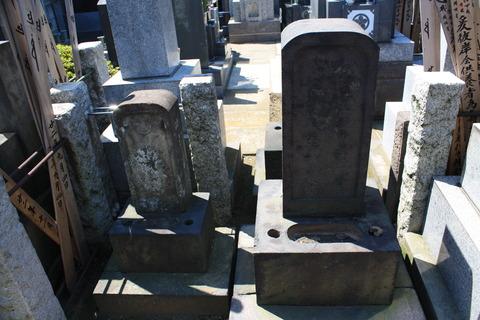 4377 山路諧孝墓(台東区谷中6-2-13・大泉寺) : 本牧Jack『意外と身近に ...