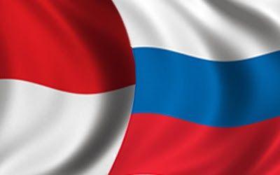 Bendera Ri-Rusia