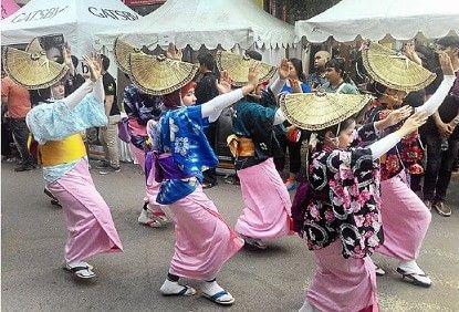 ジャカルタ縁日祭2015】「インドネシアの若者が日本文化に熱狂 ...