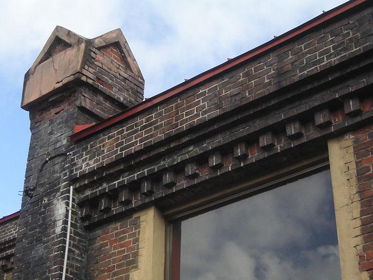 石炭ガラス工芸館 窓