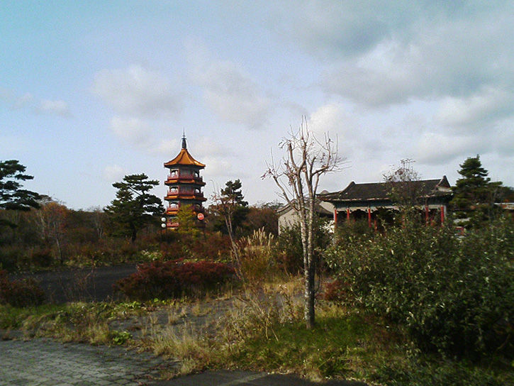 天華園 全景