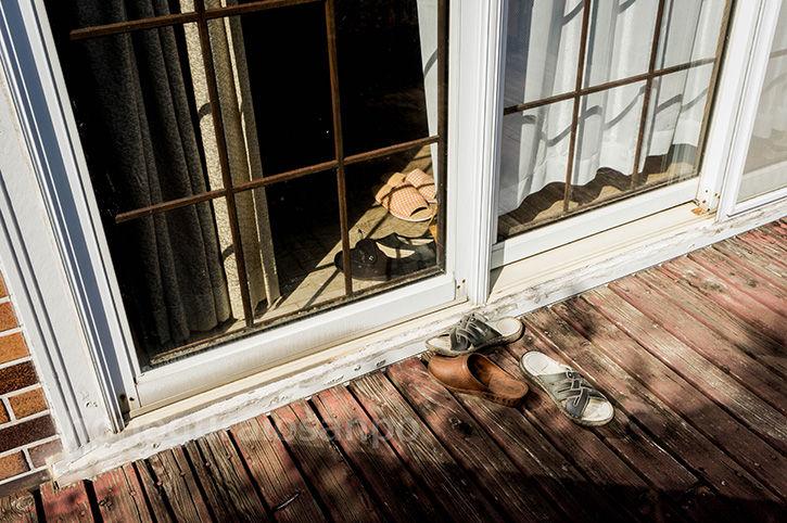 土気の物件 窓際