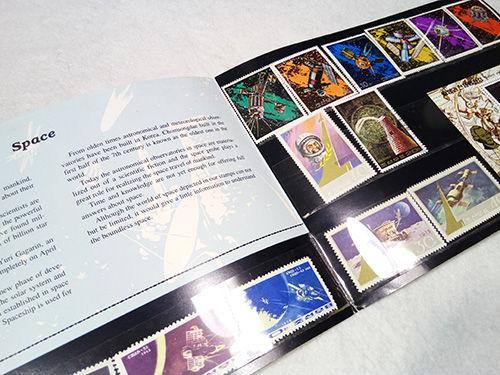 北朝鮮観光 切手