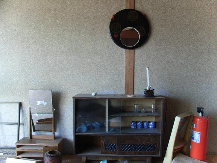 白鳥湖ホテル 茶箪笥