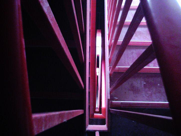 天華園 下階段
