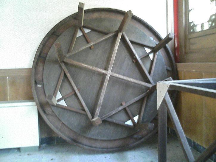 天華園 円卓テーブル