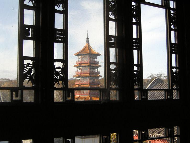 天華園 廟