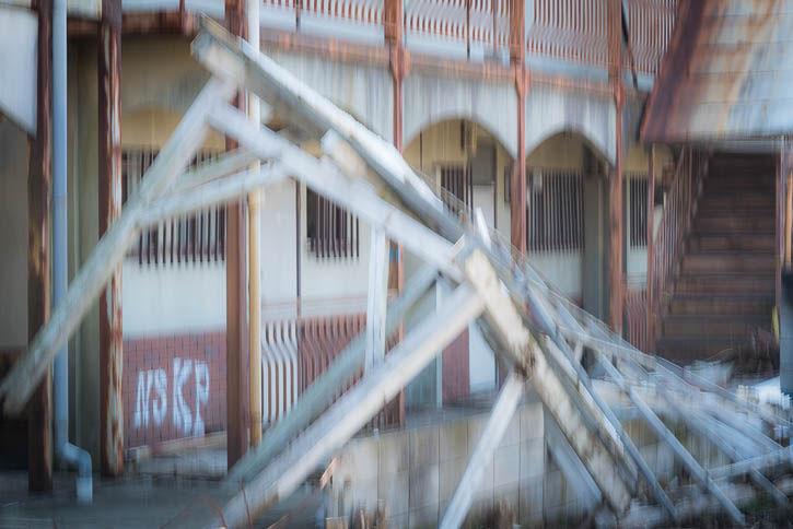 廃墟アパート-33