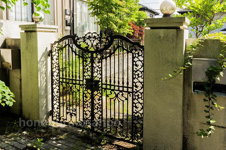 土気の物件 ゲート
