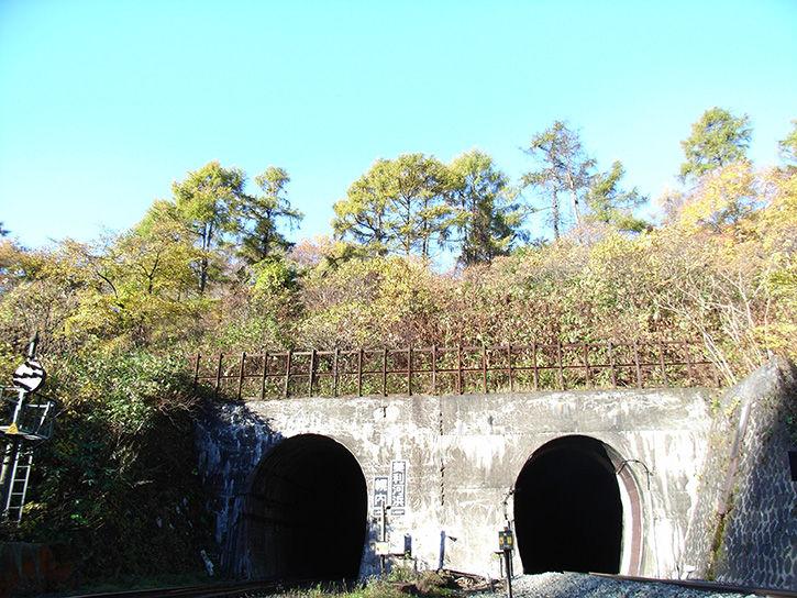 小幌駅 トンネル2
