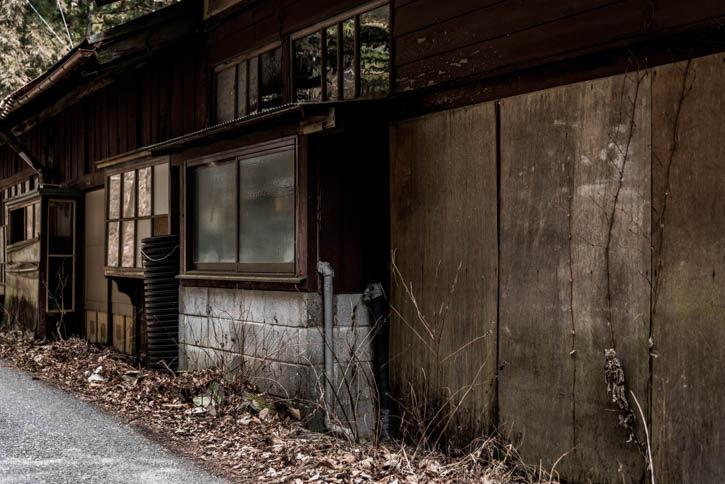 奥多摩の寮-93