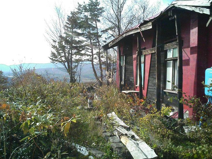チニカ山荘 赤い部屋