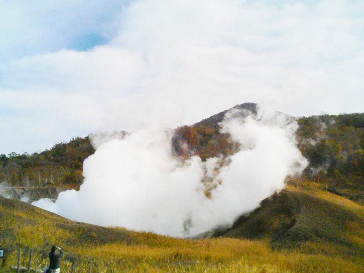 噴火遺構 ベストショット