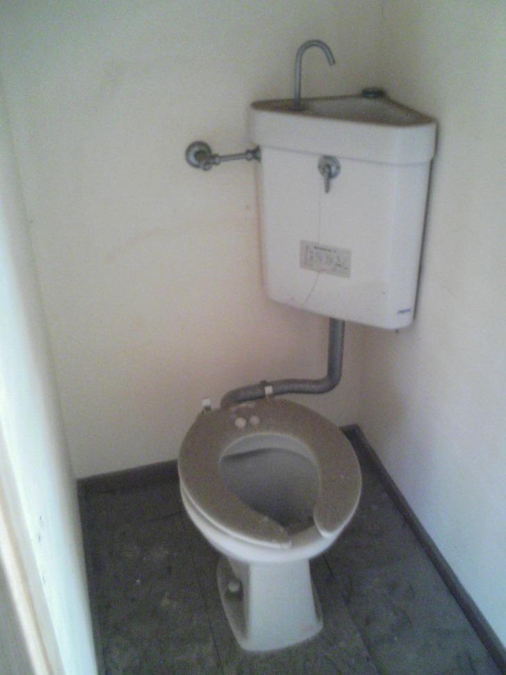 美麗トイレ
