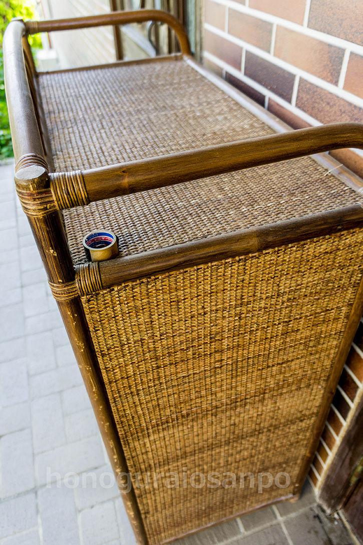土気の物件 籐製