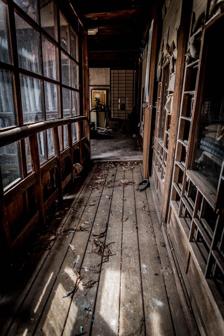 奥多摩の寮-71