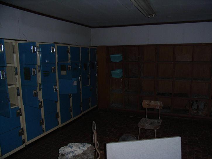 白鳥湖ホテル 控室