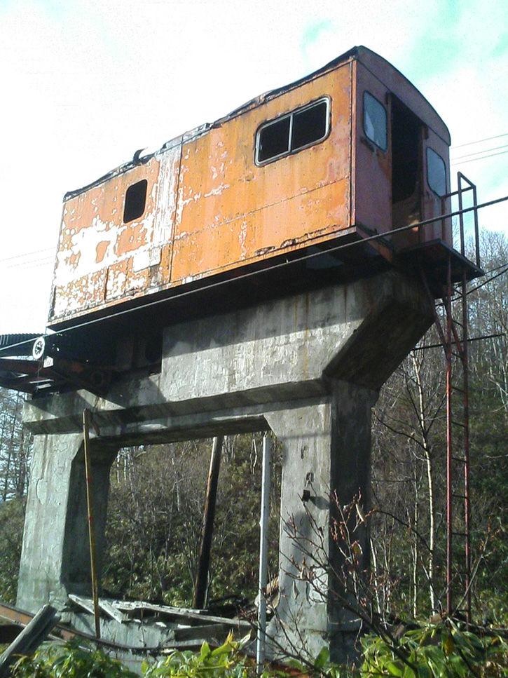 チニカ山荘 車両縦