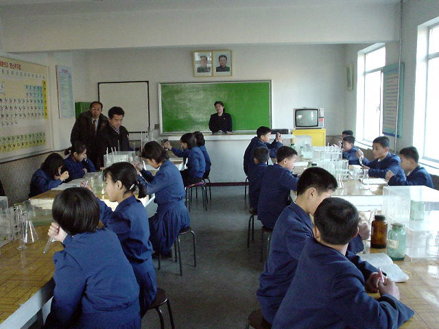 北朝鮮観光 全員2