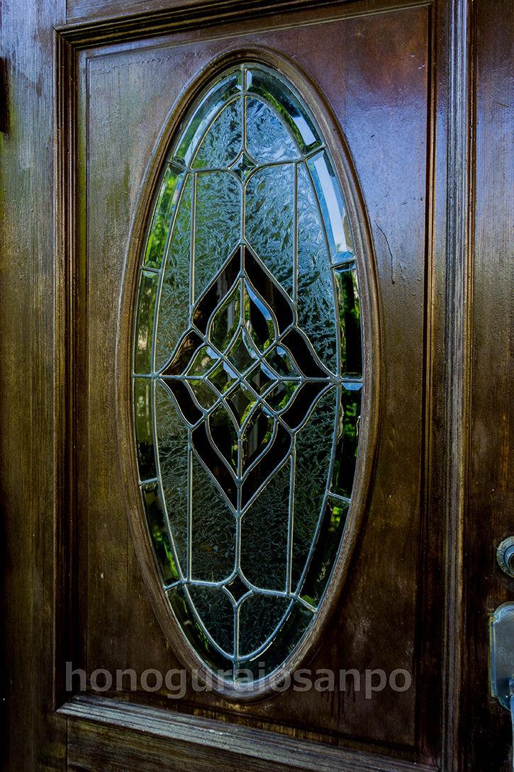 土気の物件 ドアガラス