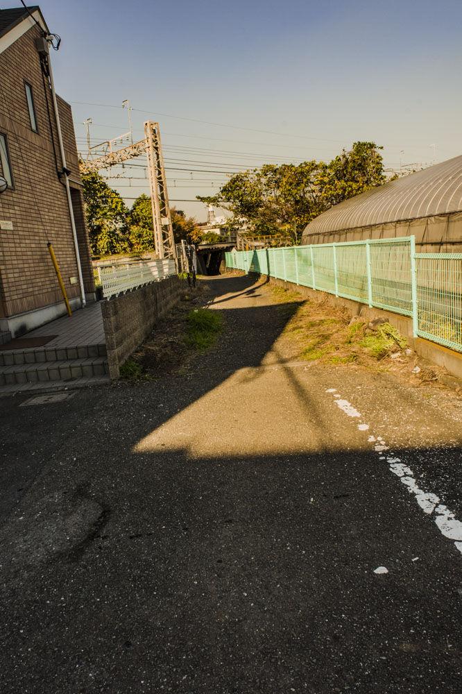 つつじヶ丘 廃アパート 道程
