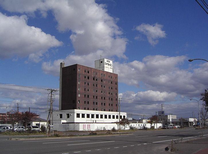 ホテルニュージャパン 遠景