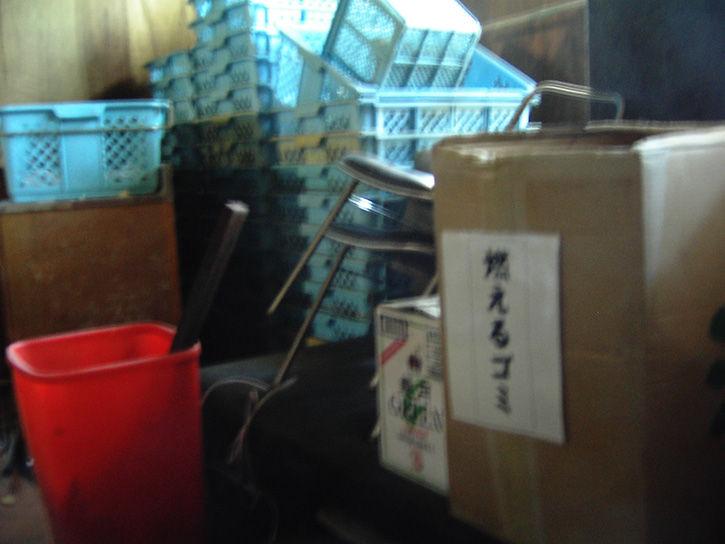 第一滝本館 倉庫