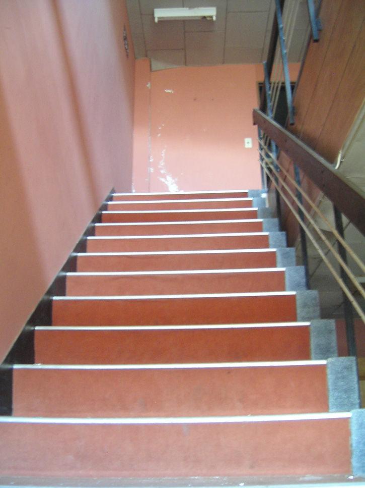 第一滝本館 階段