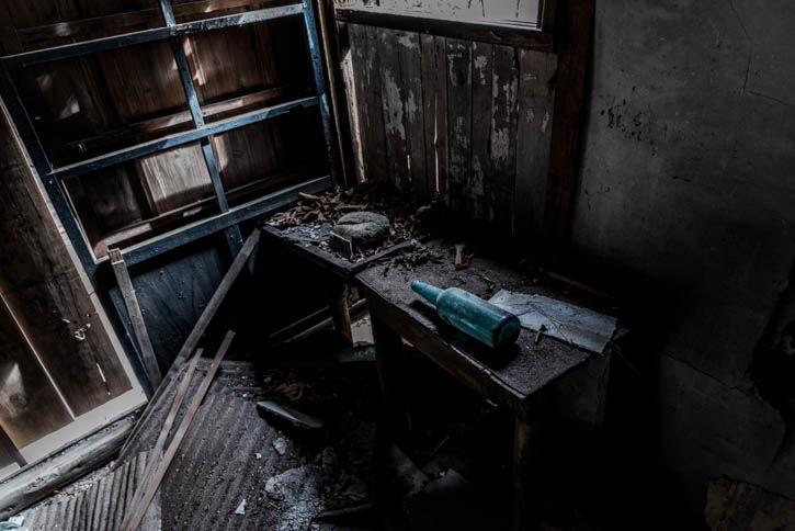 奥多摩の寮-1