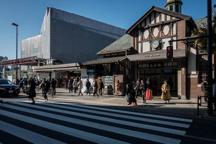 原宿赤坂廃屋-4