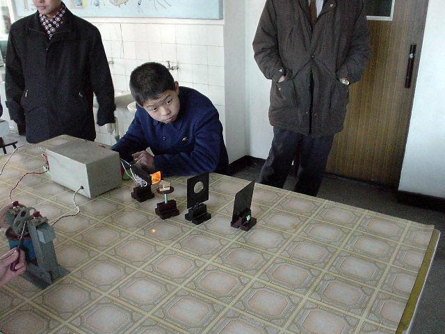 北朝鮮観光 プリズム