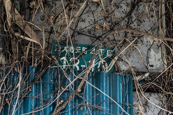 深大寺裏の廃屋-30