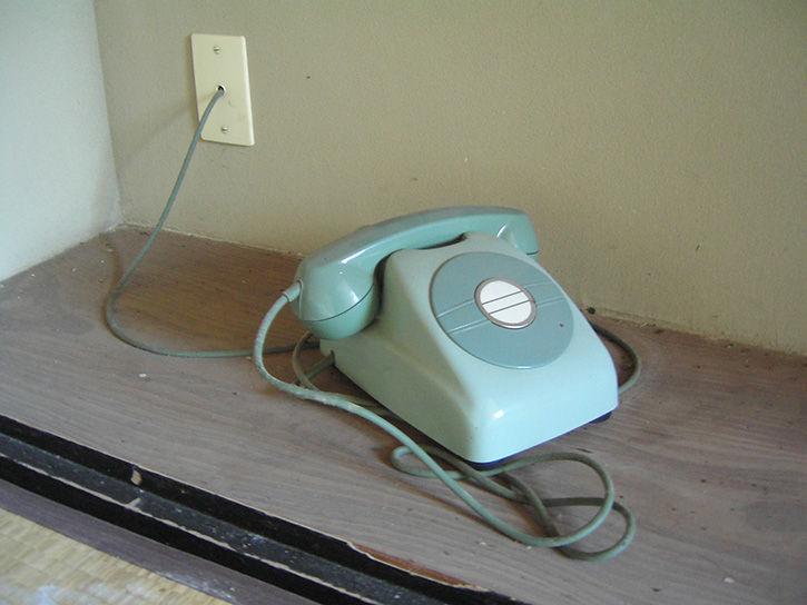 第一滝本館 専用電話
