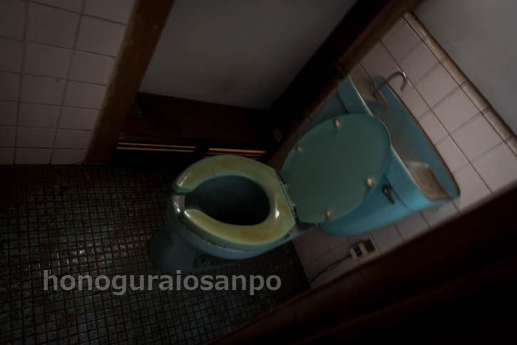 森 トイレ