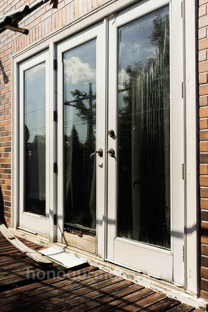 土気の物件 テラス窓