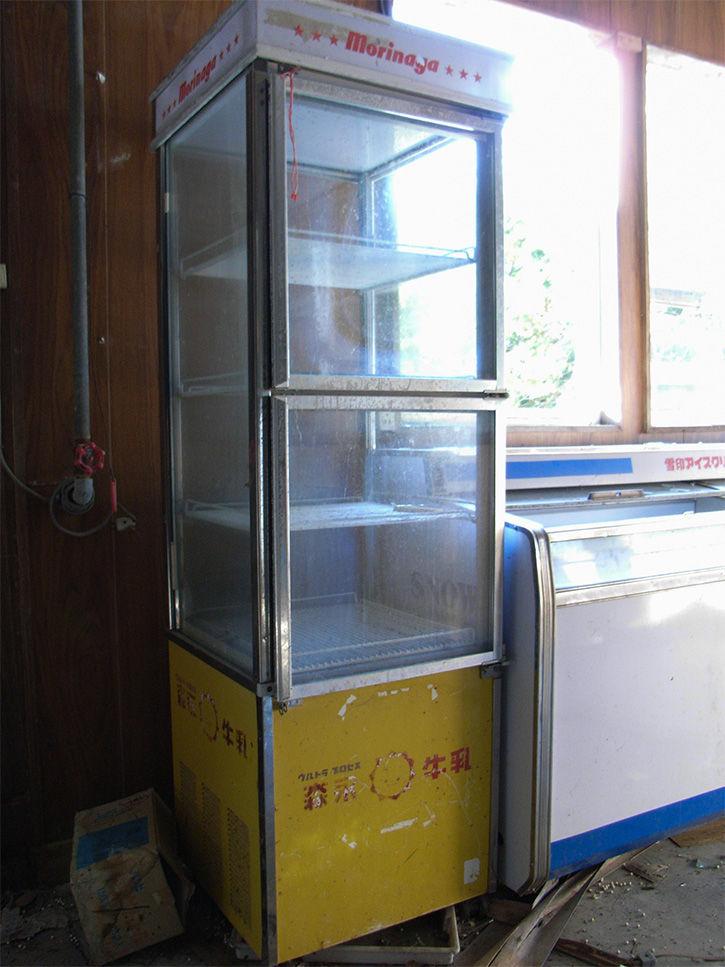 白鳥湖ホテル 冷蔵庫