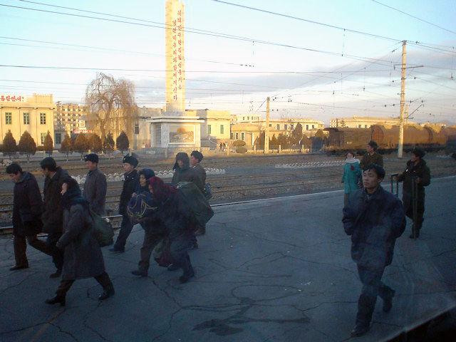 北朝鮮観光 人民2