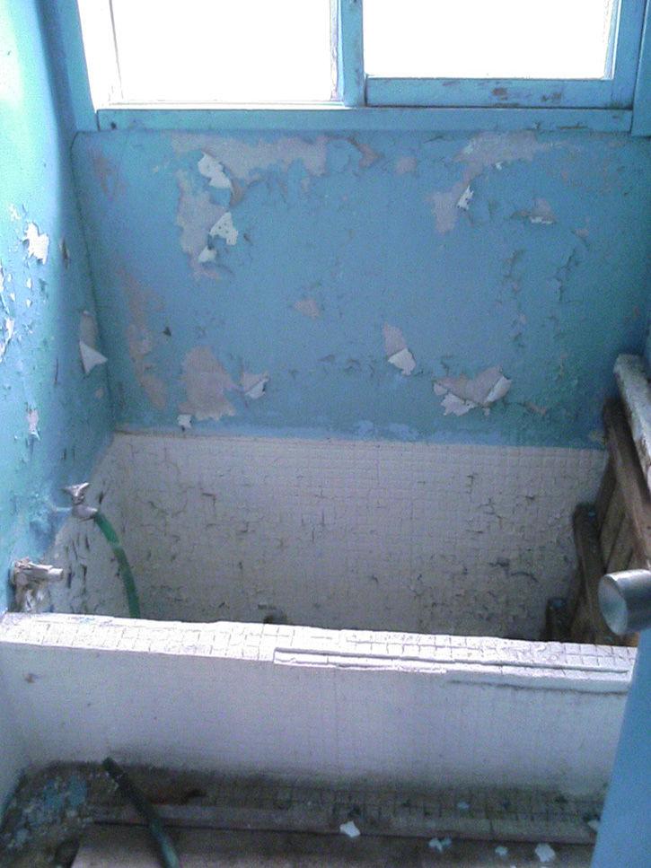 タイル浴槽