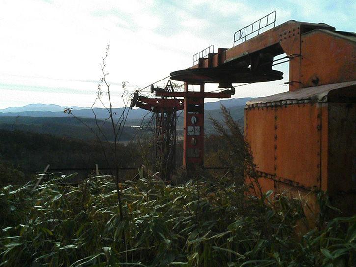 チニカ山荘 リフト2