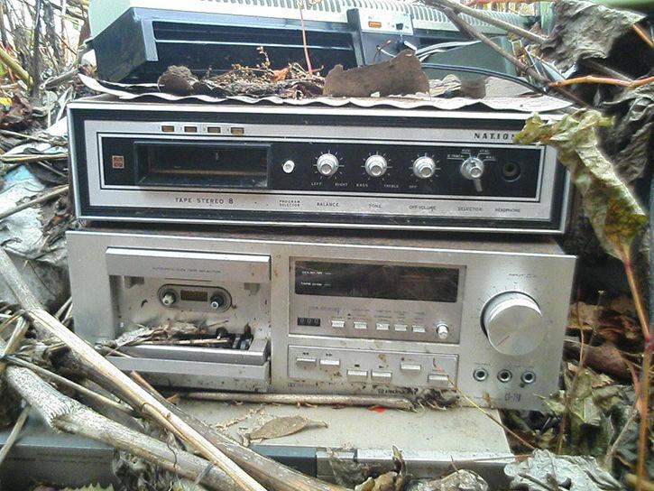 チニカ山荘 テープ