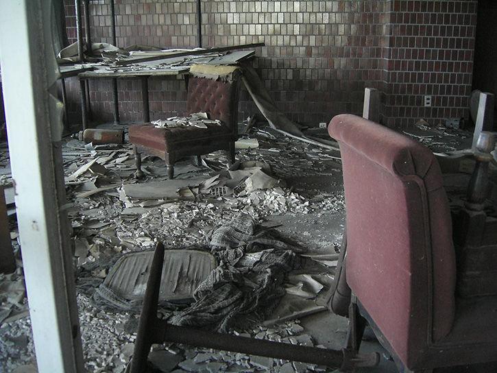 ニュージャパン 椅子