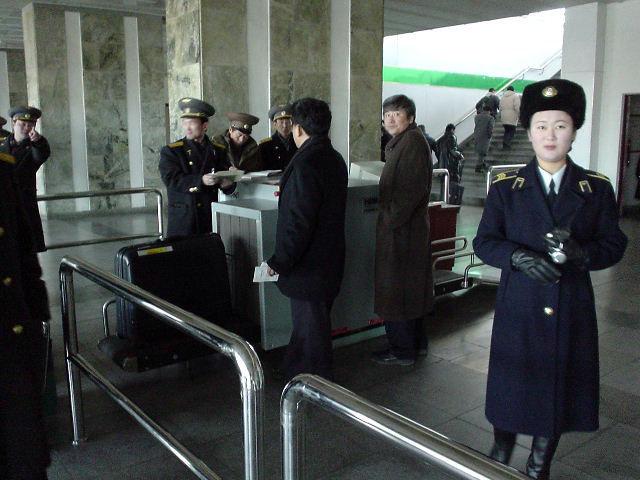 北朝鮮観光 注意
