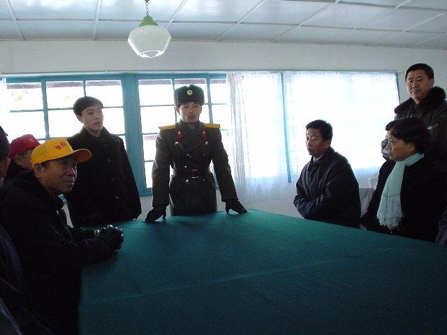 北朝鮮観光 説明