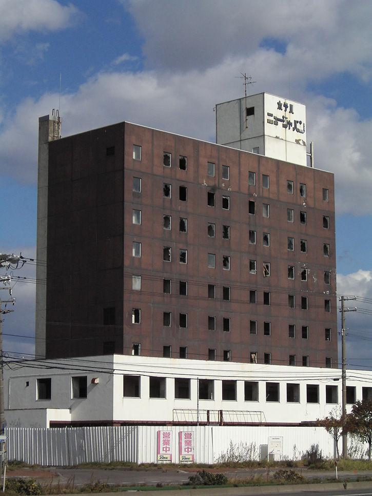 ホテルニュージャパン yori
