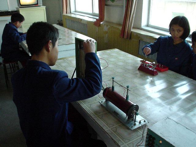 北朝鮮観光 実験中