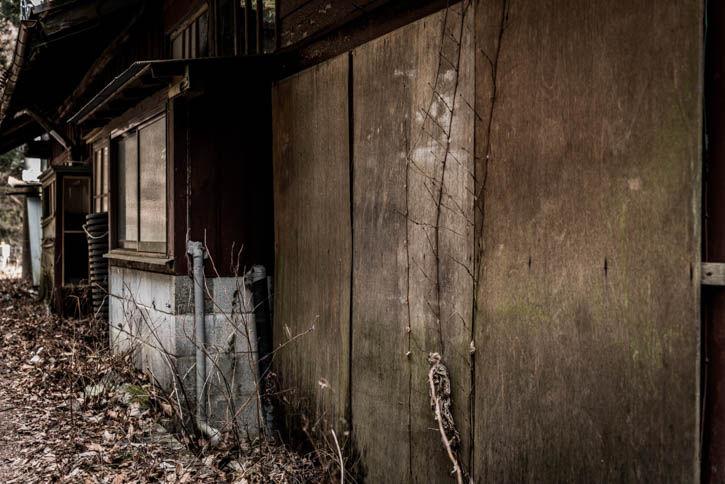 奥多摩の寮-92