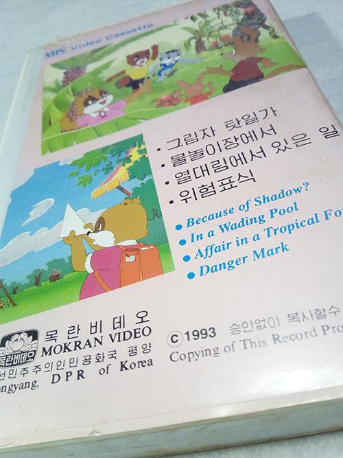 北朝鮮観光 ビデオ